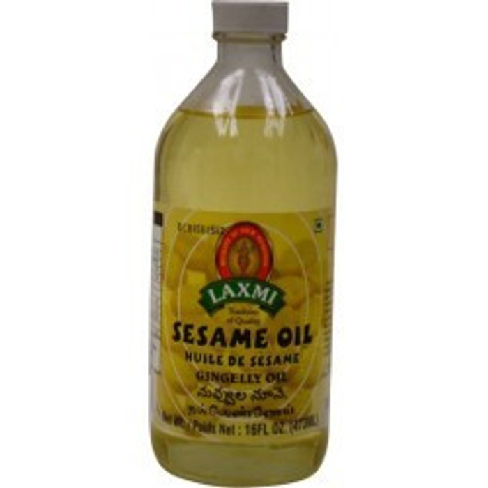 LAXMI SESAME(GINGELY) OIL 1 LB