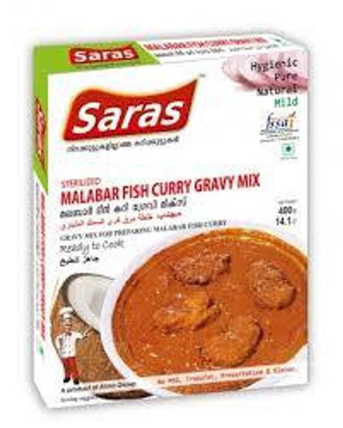 Saras-Malabar-Fish-Curry-Gravy-Mix-400gms