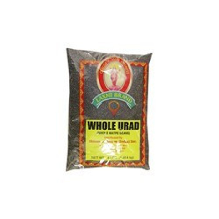 LAXMI URAD WHOLE 2 LB