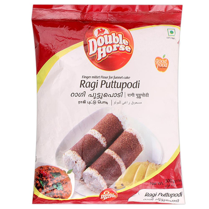 Double Horse RAGI Powder - 1kg
