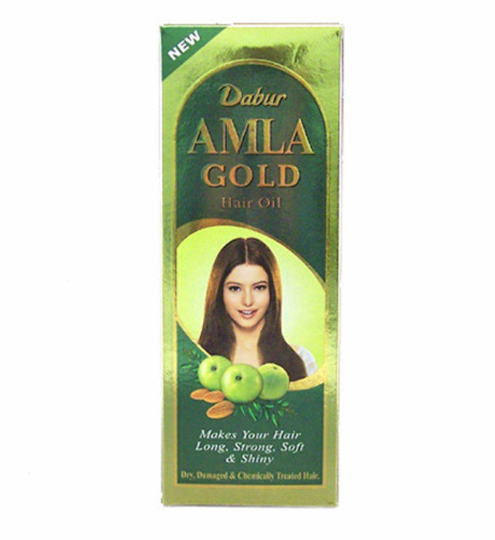 DABUR AMLA GOLD HAIR OIL 7oz