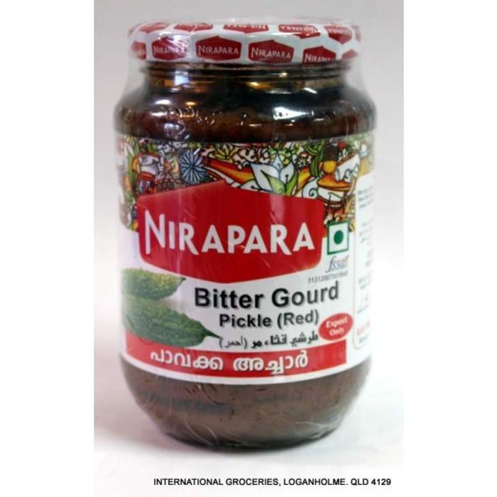 Nirapara Bitter Gourd Pickle (Red)