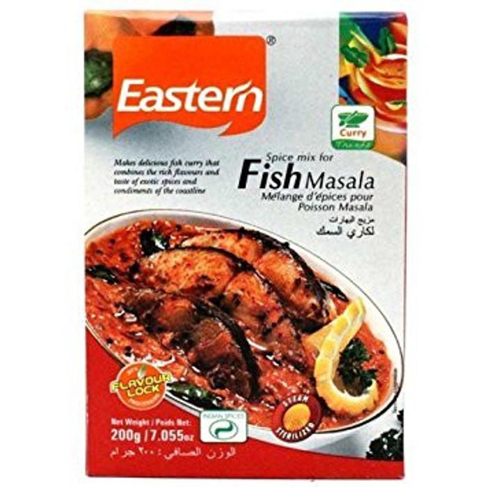 Eastern Fish Masala - 50 gms (S)