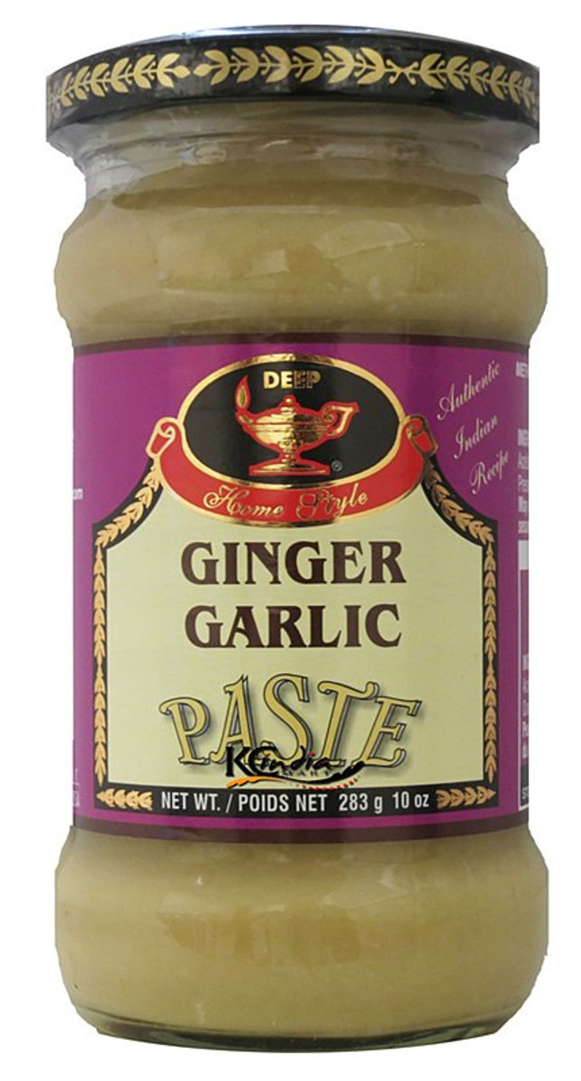 Deep Ginger Garlic