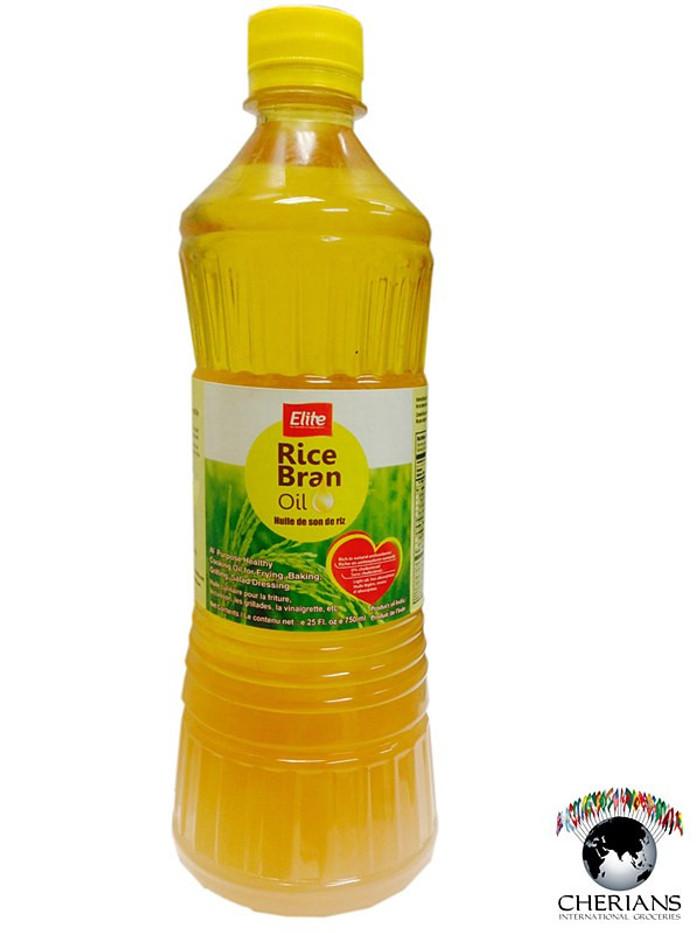 ELITE RICE BRAN OIL 1.8L