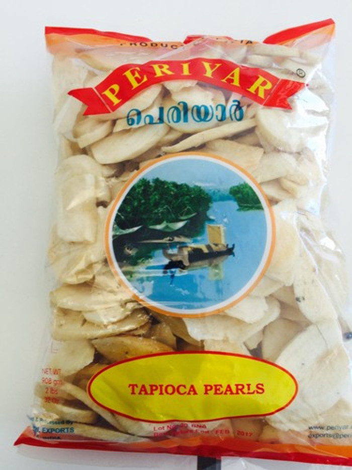 DRY TAPIOCA - 4 LBS