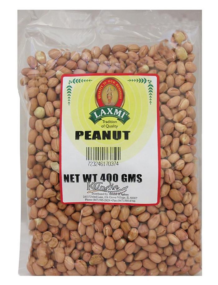 Laxmi Raw Peanuts - 400 Gms