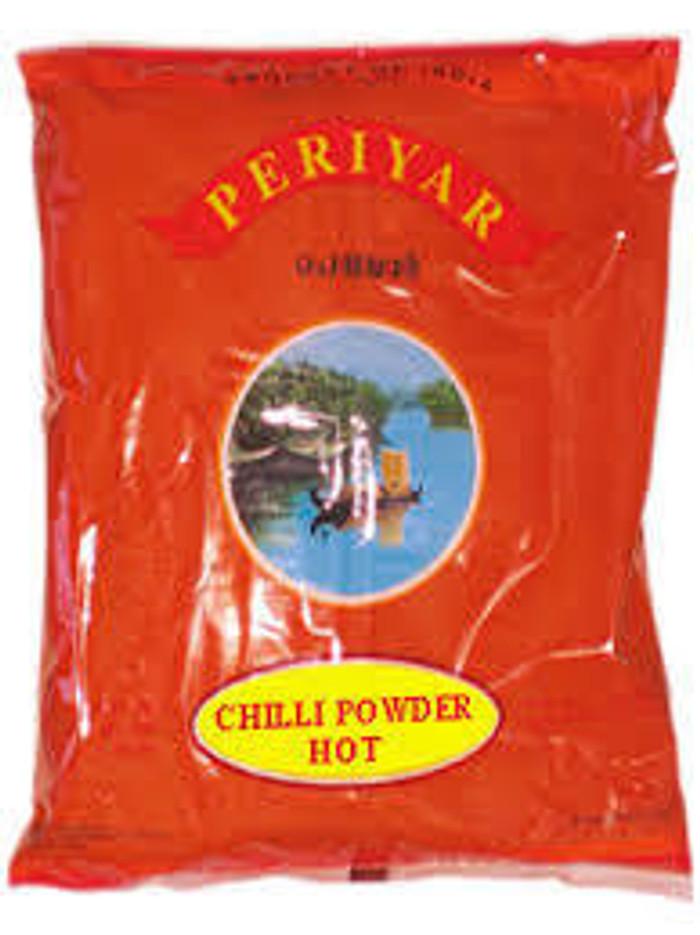 Periyar - CHILI POWDER HOT - 400 Gms