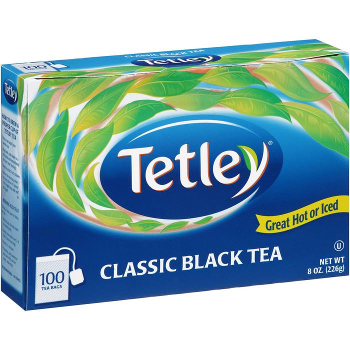 Tetley 144g