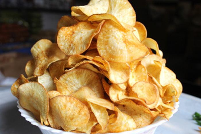 Vembanadu  Tapioca chips Round - 200 GM