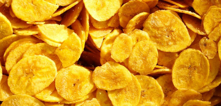 Vembanadu Banana Chips - 800gm