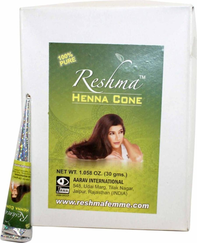 Henna CONES Reshma