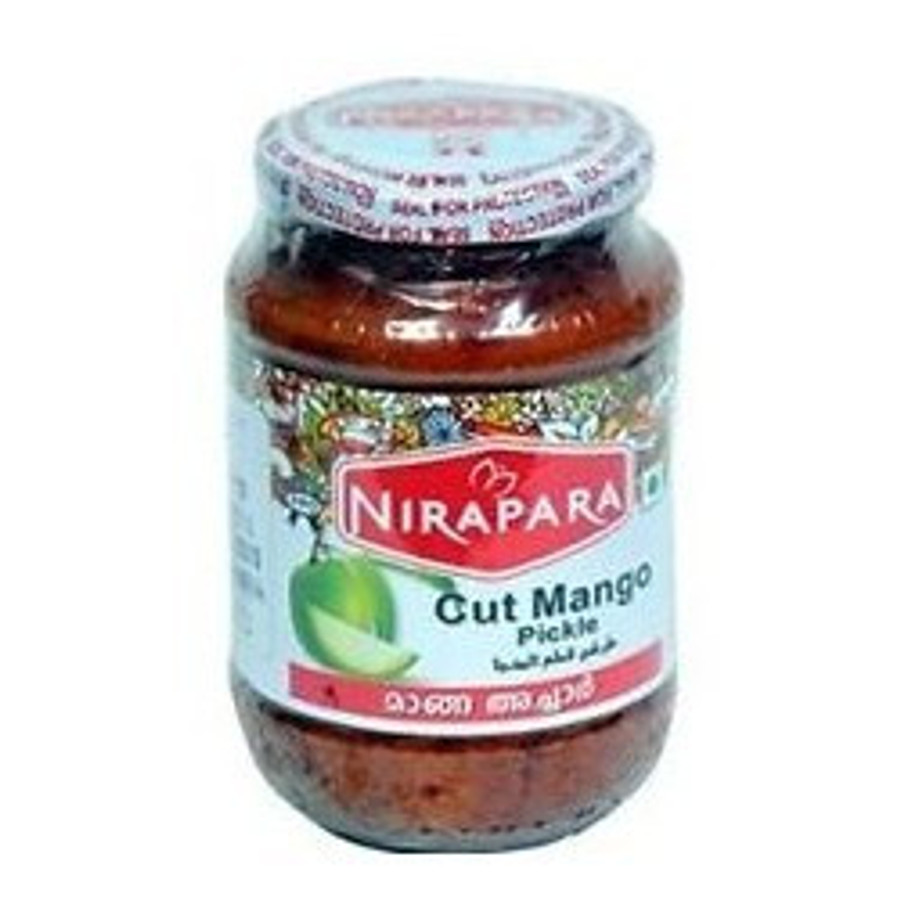 NIRAPARA CUT MANGO WHITE PICKLE-400GM