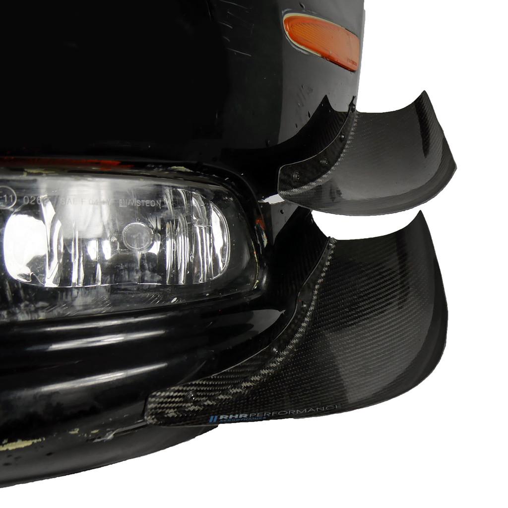 Corvette C6 Canards/Dive Planes for your Race Car   RHR Performance