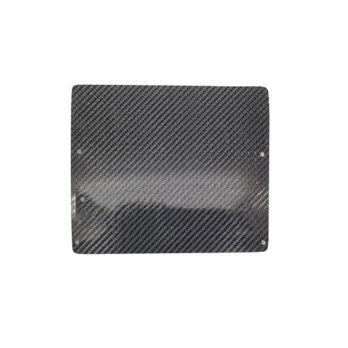 BMW E46 Carbon Dash Panel Filler