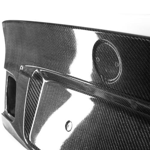 BMW E46 Carbon Fiber Trunk Replacement