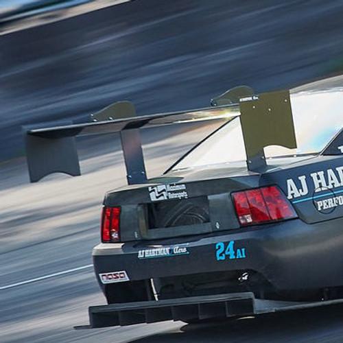 Mustang SN95 Carbon Fiber Trunk Replacement