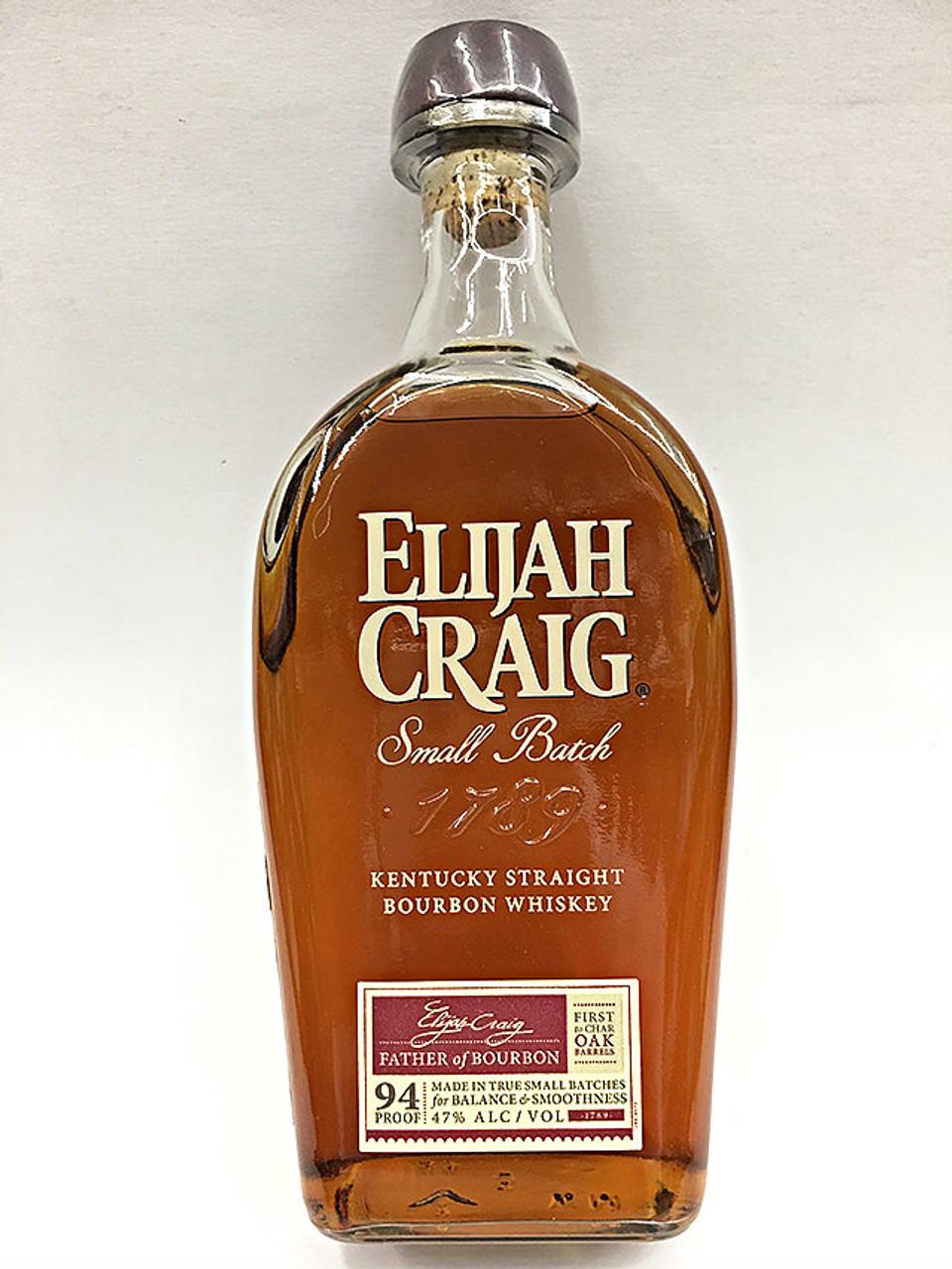 Elijah Craig Small Batch Bourbon Quality Liquor Store
