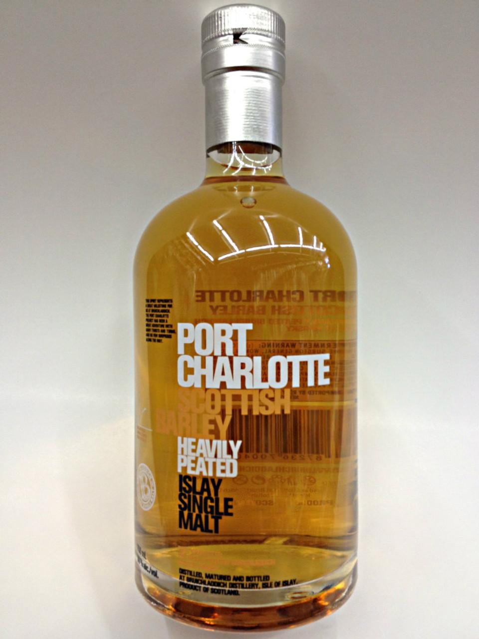 Bruichladdich port charlotte quality liquor store - Bruichladdich port charlotte ...