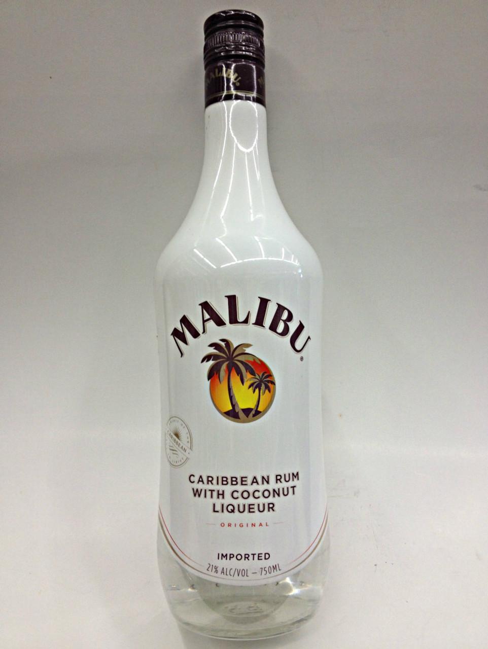 Malibu Coconut Rum Quality Liquor Store