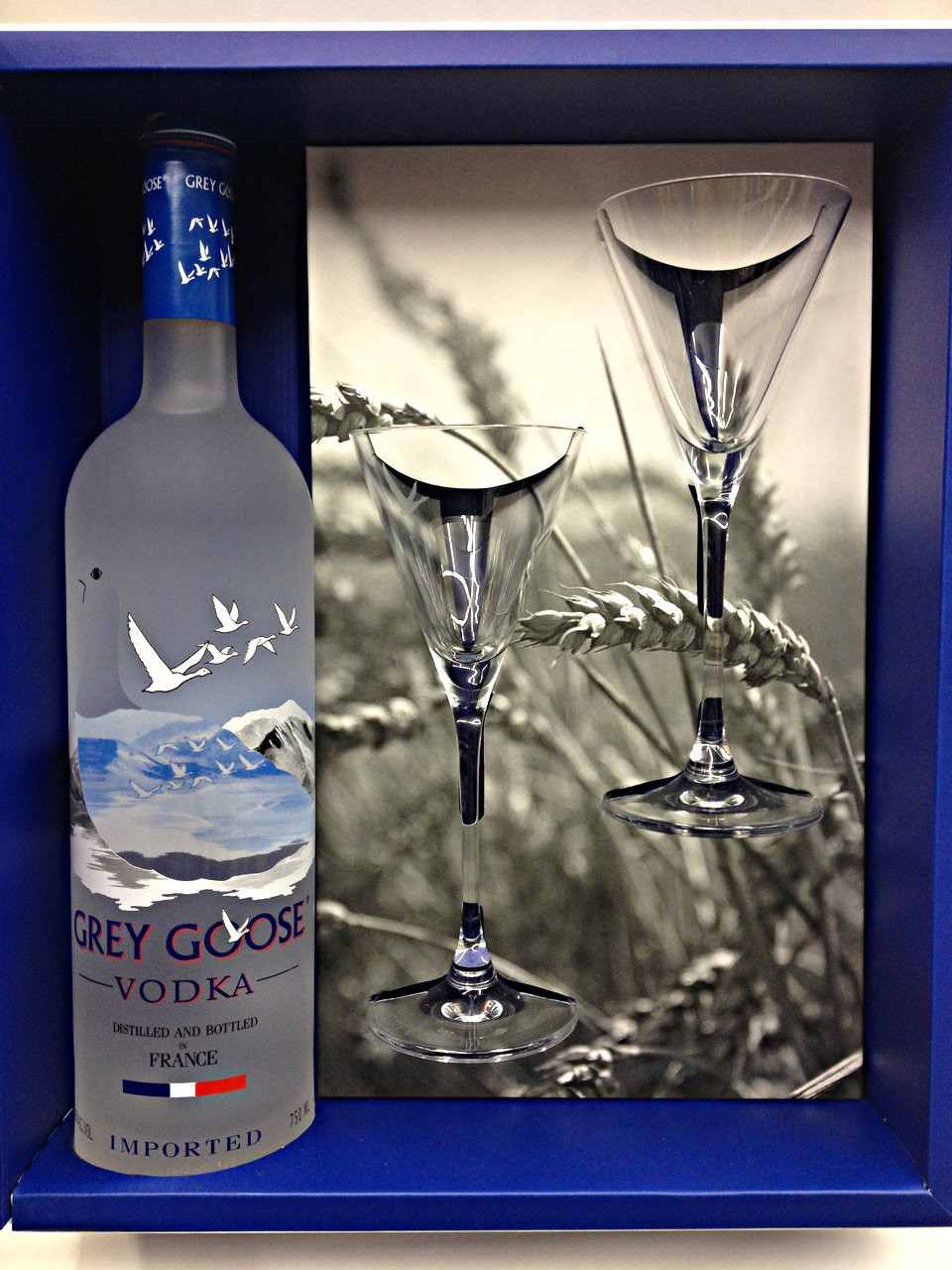 Grey Goose Vodka Gift Set | Quality Liquor Store