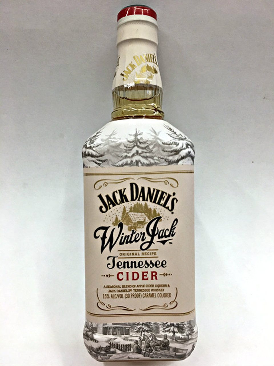 Jack daniels winter jack ingredients