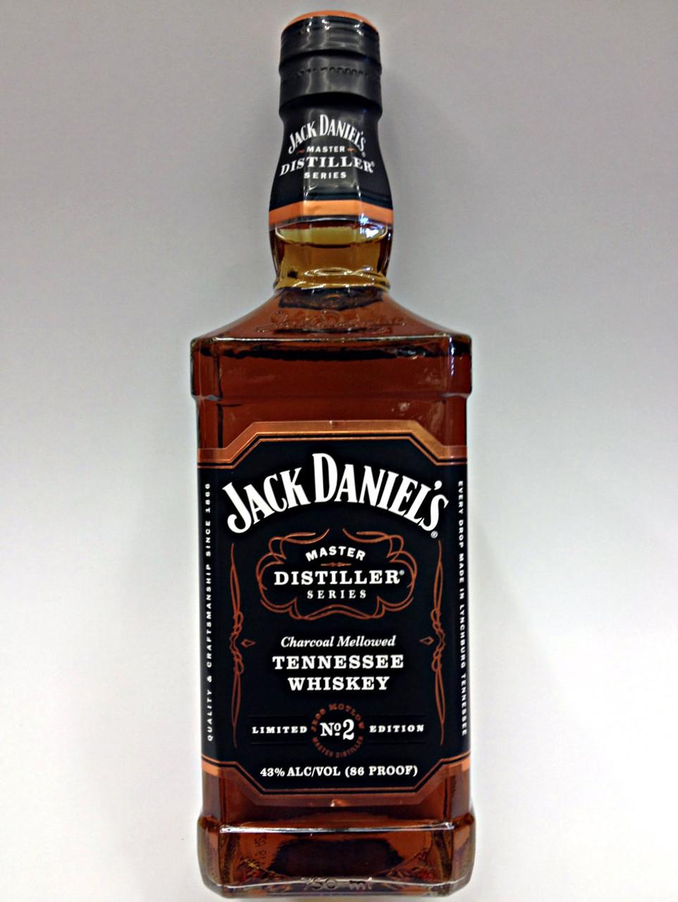 Jack Daniels Master Distiller Series No. 2