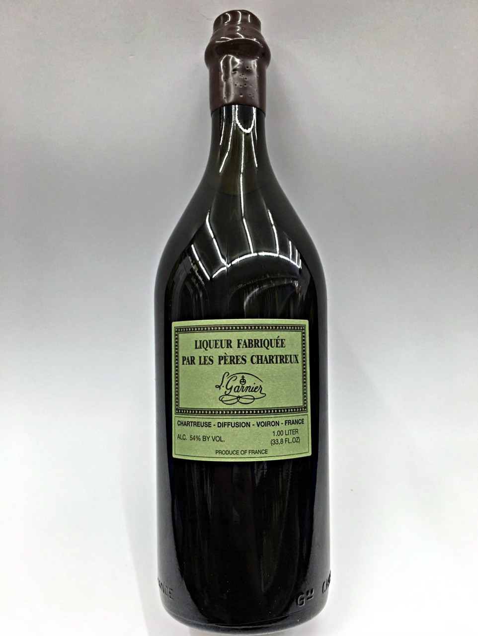 Chartreuse V E P Green Liqueur Fabriquee Par Les Peres