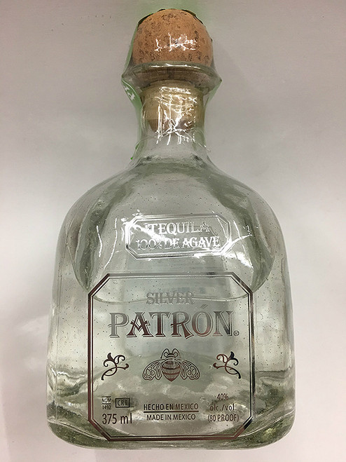 Patron Silver Tequila 375ml