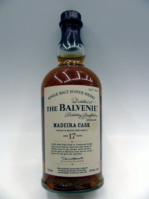 Balvenie Madeira Cask 17 Year