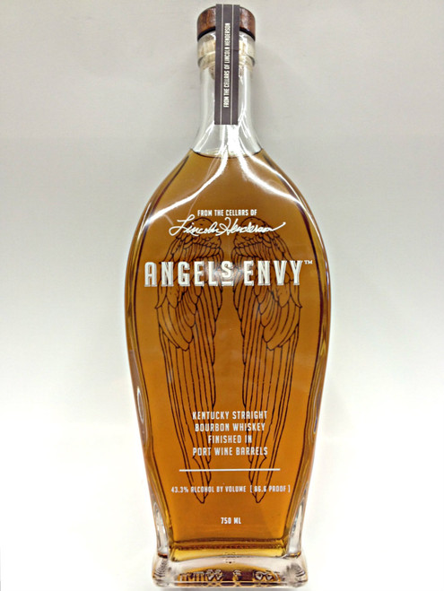 Angel's Envy Bourbon Whisky by Lincoln Henderson
