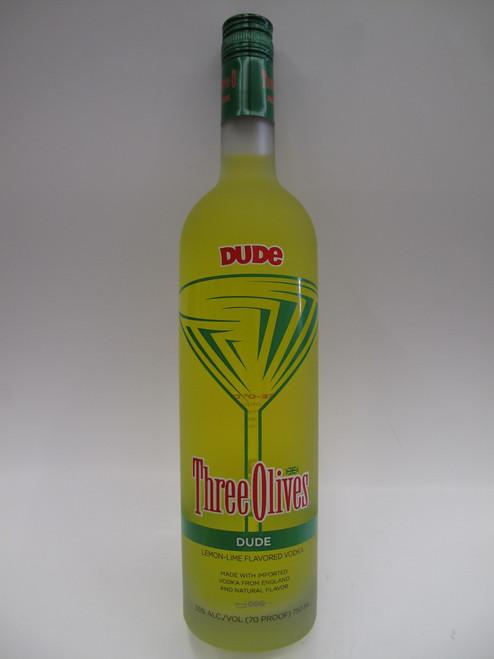 Three Olives Dude Vodka Drink Recipes