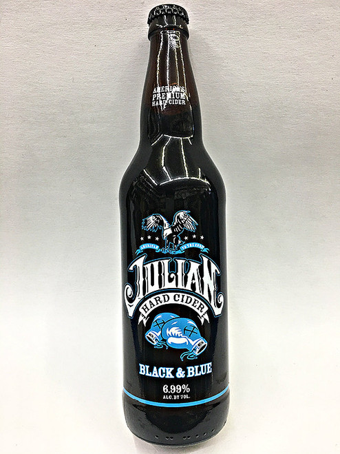 Julian Hard Cider Black  Blue  Buy Julian Cider -2553