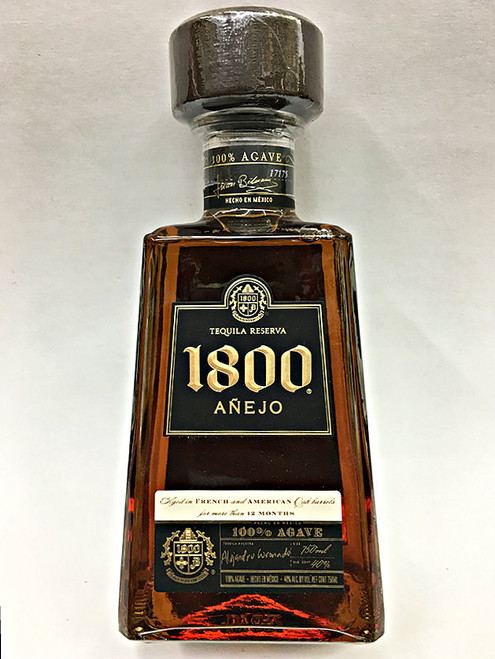 1800 Silver 100 Agave Tequila Quality Liquor Store