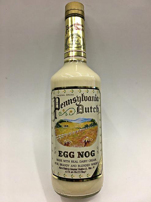 Pennsylvania Dutch Egg Nog