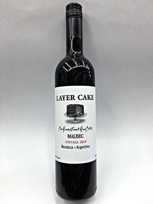 Layer Cake Red Wine Malbec