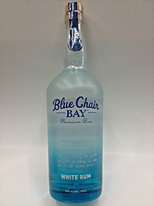 Amazing Blue Chair Bay White Rum
