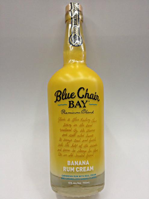 Perfect Blue Chair Bay Banana Cream Rum