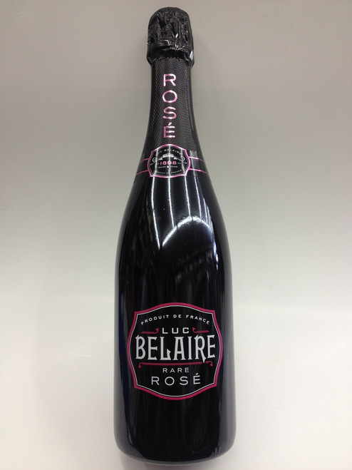 Luc Belaire Rare Rose Sparkling Champagne