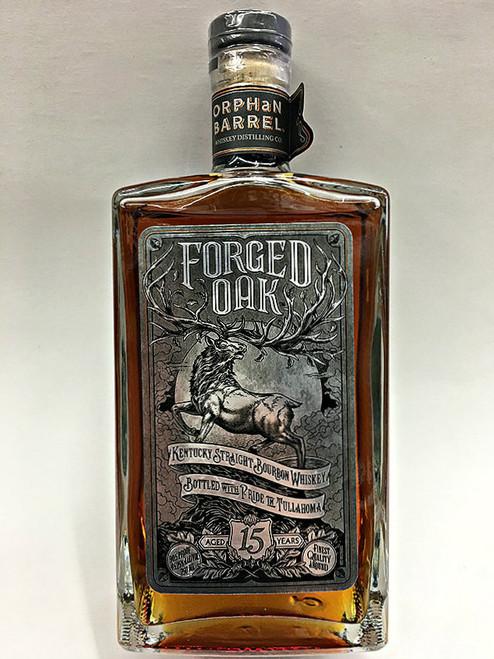 Orphan Barrel Forged Oak Bourbon