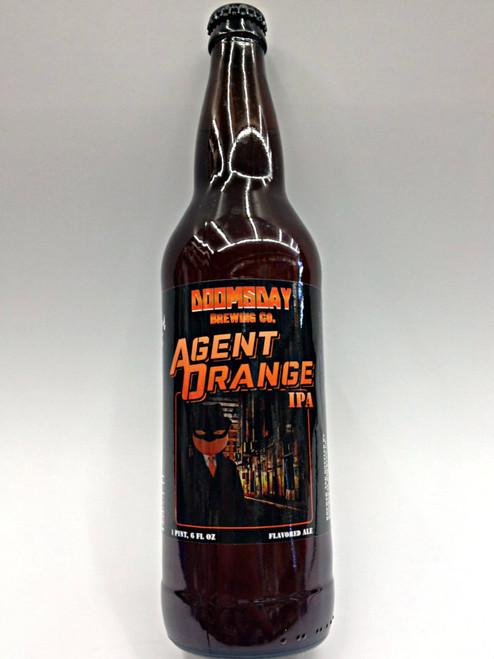 Doomsday agent orange ipa quality liquor store - Boutique orange agen ...