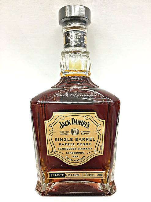 Jack Daniel S Single Barrel Barrel Proof Quality Liquor