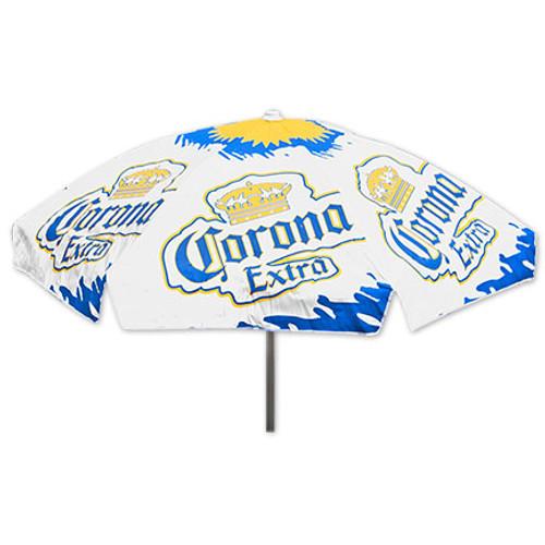 Superbe Corona Extra Heavy Duty Vinyl Patio Table Beach Umbrella