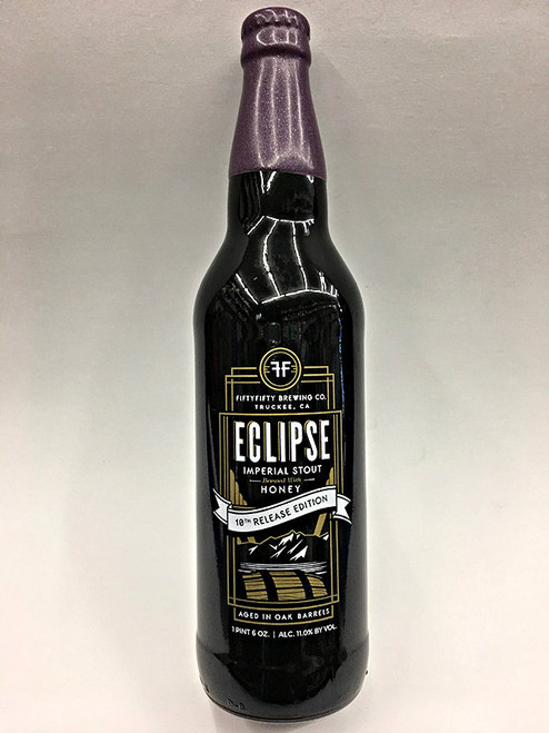 FiftyFifty Eclipse Imperial Stout Aged In Coffee Barrels