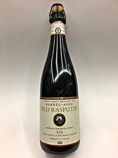 North Coast Old Rasputin XIX Barrel-Aged Russian Imperial Stout