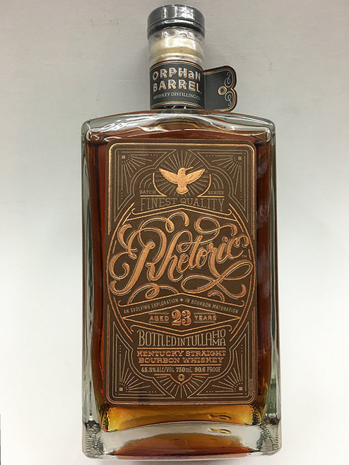 Orphan Barrel Rhetoric 23 Year Old Bourbon