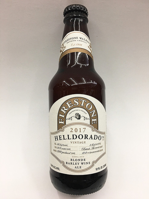 Firestone Helldorado Blonde Barley Wine Ale