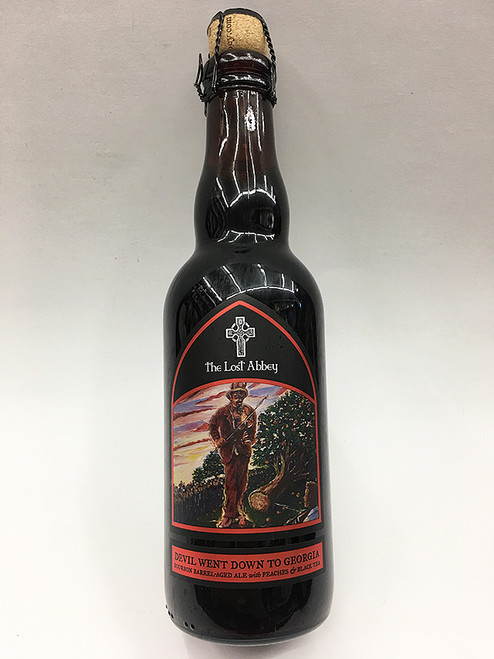 Lost Abbey Devil Went Down To Georgia