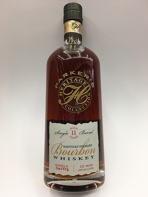 Parker's Heritage 11 Year Old Single Barrel Bourbon