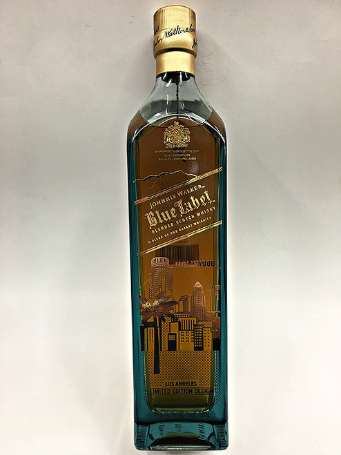 Johnnie Walker Blue Label Hollywood Limited Edition